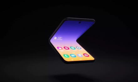 Leaked video shows Samsung's upcoming foldable clamshell in action